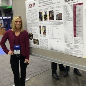 Courtney takes first prize in poster competition