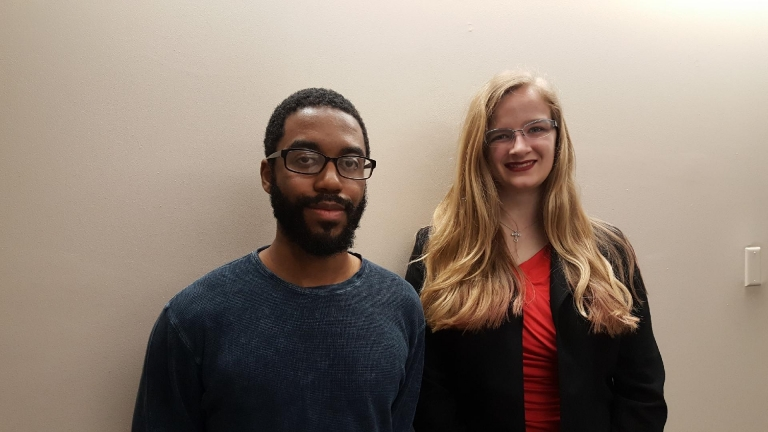 McNair Scholars accepted into Undergraduate Summer Biomedical Research Program